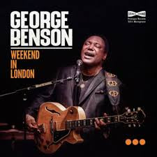 BENSON GEORGE-WEEKEND IN LONDON CD *NEW*