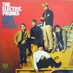 ELECTRIC PRUNES THE-LONG DAY'S FLIGHT LP VG+ COVER VG