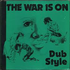 PRATT PHIL-THE WAR IS ON DUB STYLE LP *NEW*