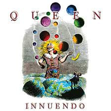QUEEN-INNUENDO LP *NEW*
