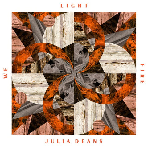DEANS JULIA-WE LIGHT FIRE CD VG