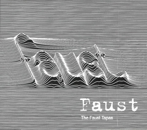 FAUST-THE FAUST TAPES CD VG