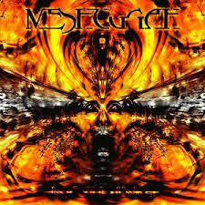 MESHUGGAH-NOTHING CD *NEW*