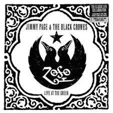 PAGE JIMMY & THE BLACK CROWES-LIVE AT THE GREEK 3LP *NEW*