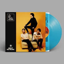 CRIBS THE-NIGHT NETWORK BLUE VINYL LP *NEW*
