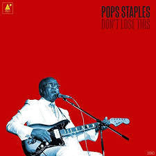STAPLES POPS-DON'T LOSE THIS LP *NEW*