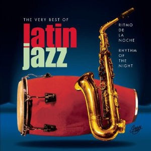 THE VERY BEST OF LATIN JAZZ-VARIOUS ARTISTS CD VG