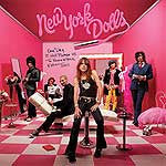 NEW YORK DOLLS-ONE DAY IT WILL PLEASE US TO REMEMBER CD VG