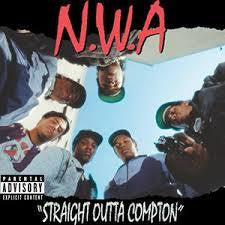 N.W.A.-STRAIGHT OUTTA COMPTON CD *NEW*