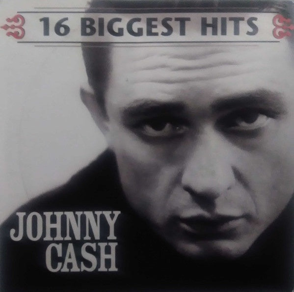 CASH JOHNNY-16 BIGGEST HITS CD VG