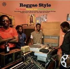 REGGAE STYLE-VARIOUS ARTISTS 4CD *NEW*