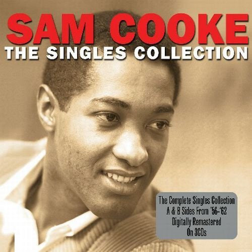 COOKE SAM-SINGLES COLLECTION 2LP *NEW*