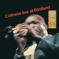 COLTRANE JOHN-LIVE AT BIRDLAND LP *NEW*
