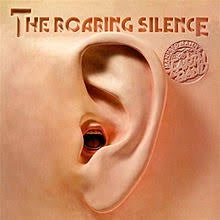MANFRED MANN'S EARTH BAND-THE ROARING SILENCE LP VG COVER VG+