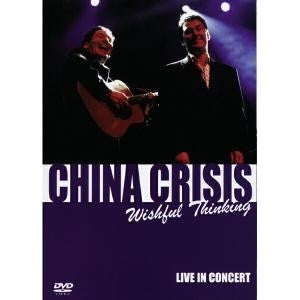 CHINA CRISIS-WISHFUL THINKING LIVE IN CONCERT DVD G