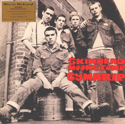 SYMARIP-SKINHEAD MOONSTOMP ORANGE VINYL LP *NEW*