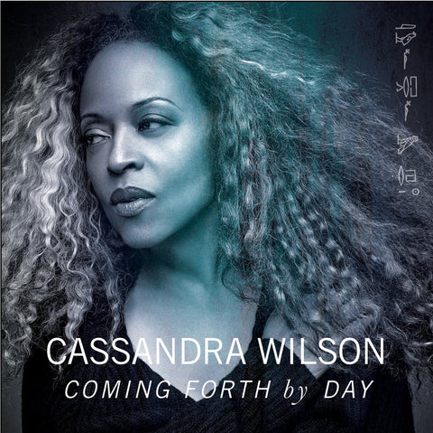 WILSON CASSANDRA-COMING FORTH BY DAY CD VG