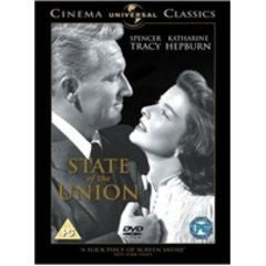 STATE OF THE UNION REGION 2 DVD VG