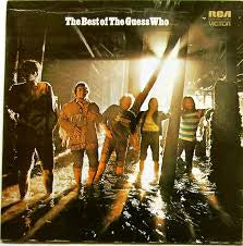 GUESS WHO THE-THE BEST OF THE GUESS WHO LP *NEW*