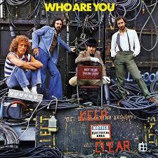 WHO THE-WHO ARE YOU LP *NEW*