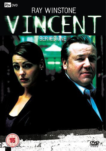 VINCENT SERIES ONE REGION 2 2DVD VG