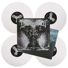 "IMMORTAL-ALL SHALL FALL 4LP 10"" BOXSET *NEW*"