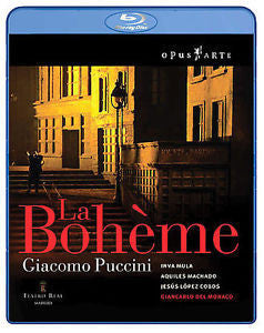 PUCCINI GIACOMO-LA BOHEME BLURAY *NEW*