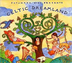 PUTUMAYO KIDS PRESENTS CELTIC DREAMLAND CD *NEW*