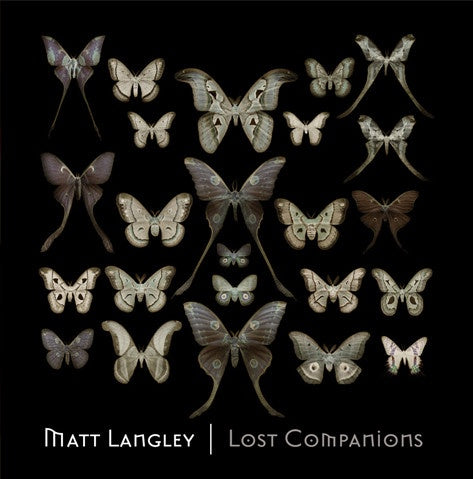 LANGLEY MATT-LOST COMPANIONS CD *NEW*