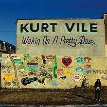 VILE KURT-WAKIN ON A PRETTY DAZE 2LP NM COVER EX