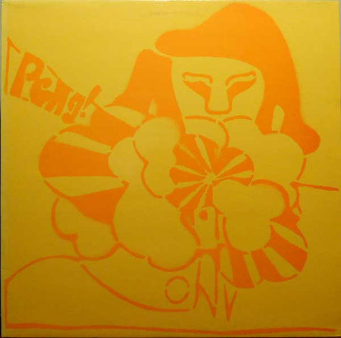 STEREOLAB-PENG! CLEAR VINYL LP *NEW*