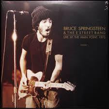 SPRINGSTEEN BRUCE-LIVE AT THE MAIN POINT 1975 PART 1 2LP *NEW*