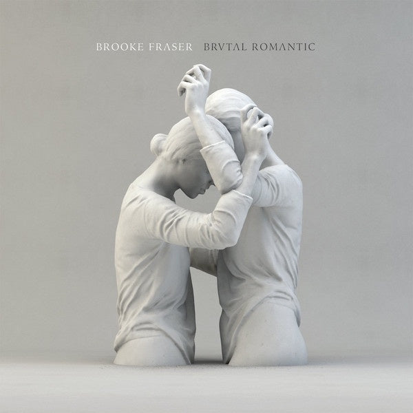 FRASER BROOKE-BRVTAL ROMANTIC CD