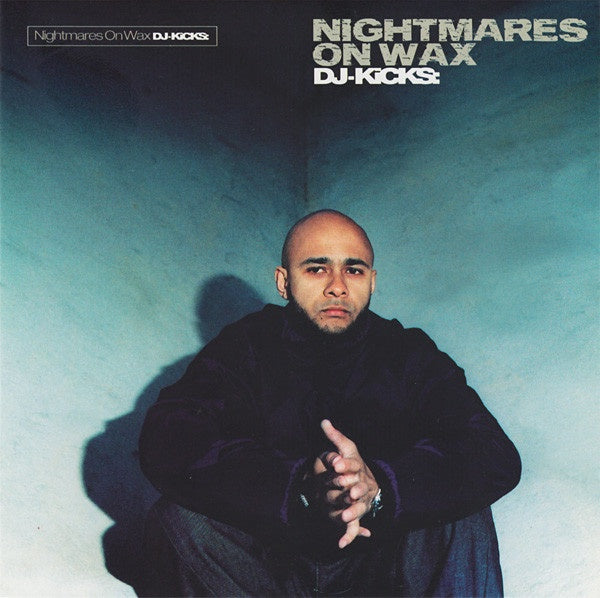 NIGHTMARES ON WAX-DJ KICKS CD VG