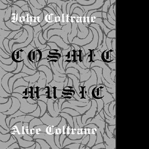 COLTRANE JOHN & ALICE-COSMIC MUSIC LP *NEW*