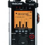 TASCAM-DR-44WL - PORTABLE RECORDING DEVICE *NEW*