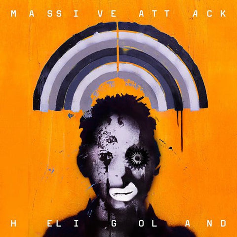 MASSIVE ATTACK-HELIGOLAND CD VG