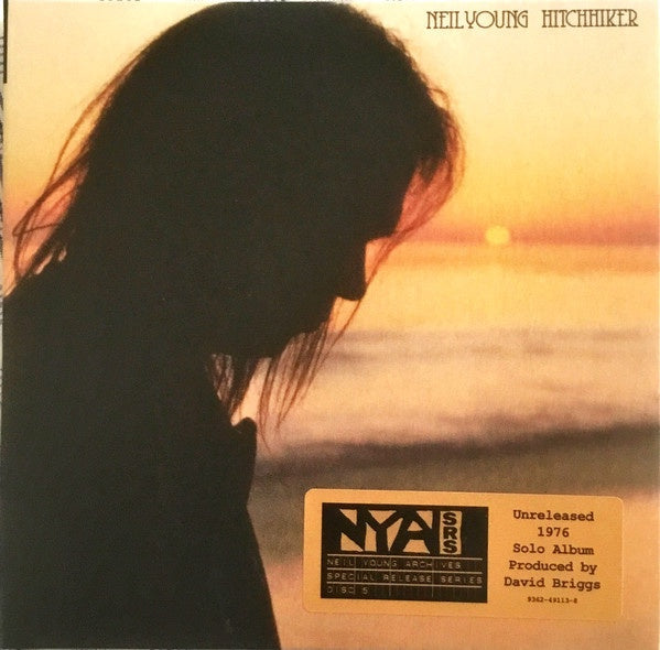 YOUNG NEIL-HITCHHIKER CD *NEW*