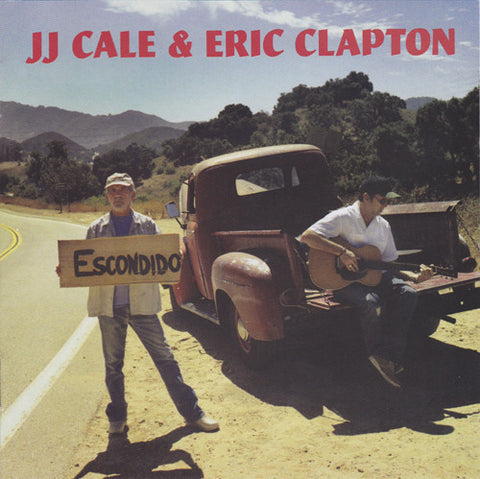CALE JJ & ERIC CLAPTON-THE ROAD TO ESCONDIDO CD G