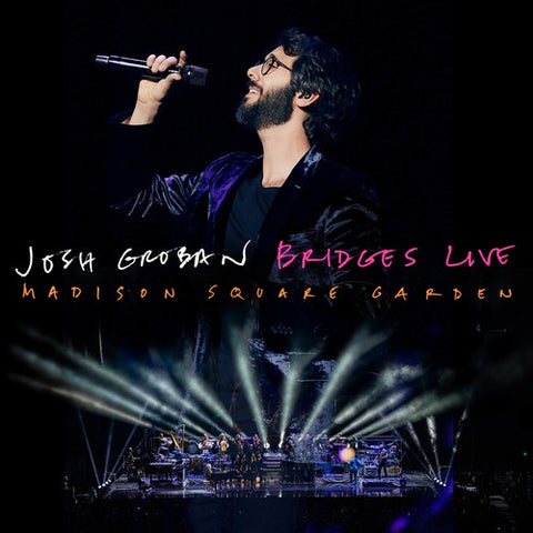 GROBAN JOSH-BRIDGES LIVE MADISON SQUARE GARDEN CD + DVD *NEW*