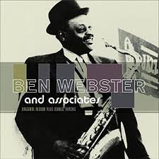 WEBSTER BEN-BEN WEBSTER AND ASSOCIATES LP NM COVER EX