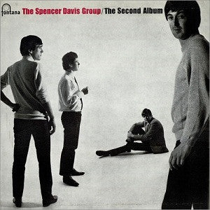 SPENCER DAVIS GROUP-THE SECOND ALBUM LP *NEW*