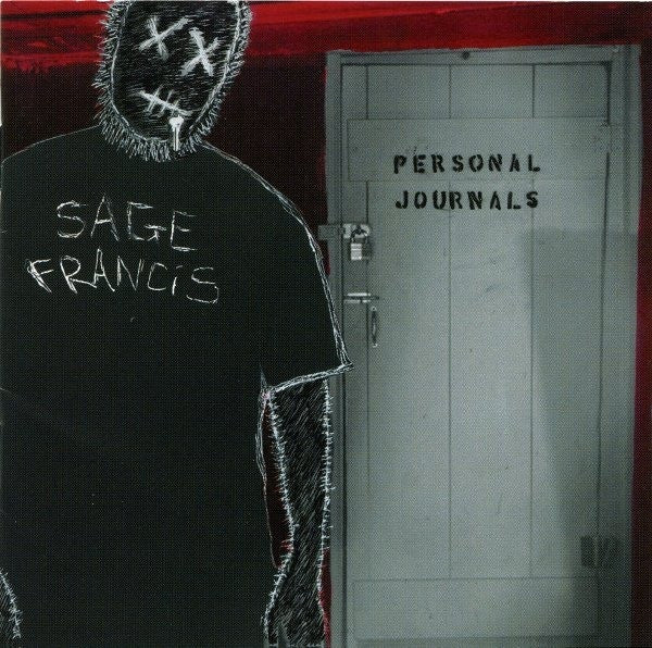 SAGE FRANCIS-PERSONAL JOURNALS CD VG