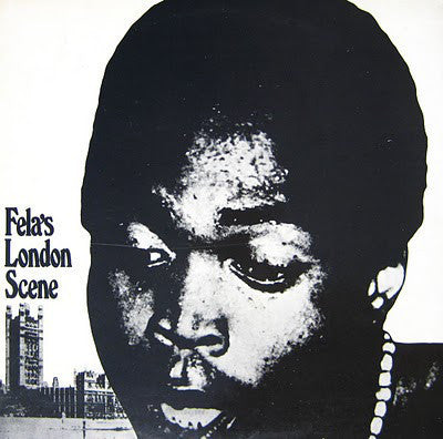KUTI FELA-FELA'S LONDON SCENE LP *NEW*