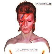 BOWIE DAVID-ALADDIN SANE LP *NEW*