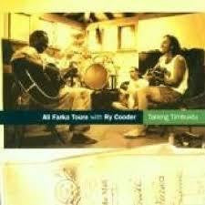 FARKA TOURE ALI AND RY COODER-TALKING TIMBUKTU CD *NEW*