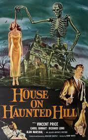 HOUSE ON HAUNTED HILL MOVIE DVD *NEW*