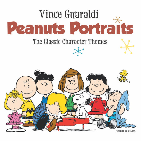 GUARALDI VINCE-PEANUTS PORTRAITS LP *NEW*