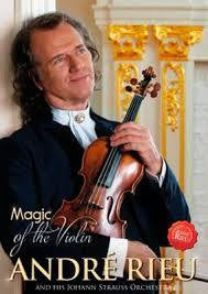 RIEU ANDRE-MAGIC OF THE VIOLIN DVD*NEW*
