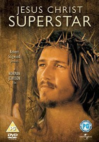 JESUS CHRIST SUPERSTAR DVD VG